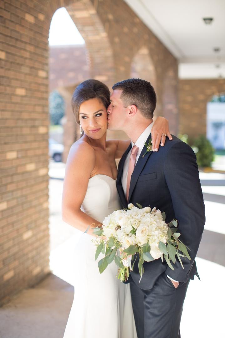 Mr. & Mrs. Bass | An Elegant Spring Wedding in Grenada,Mississippi