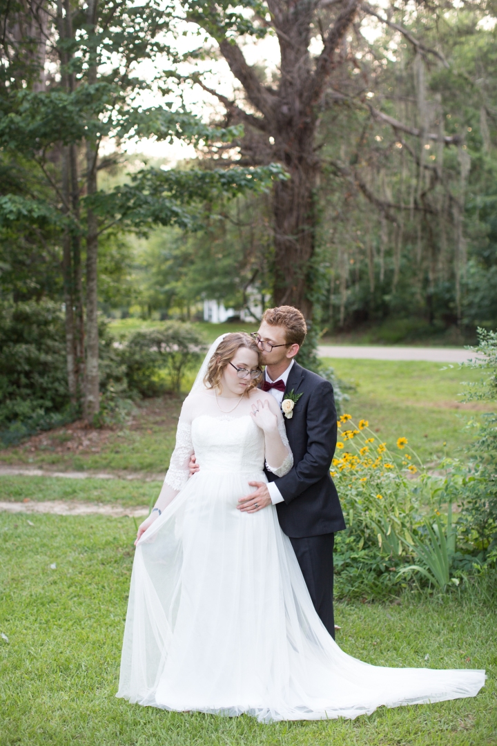Mr. & Mrs. Pevey | A Dreamy and Romantic Wedding in Clinton, Mississippi