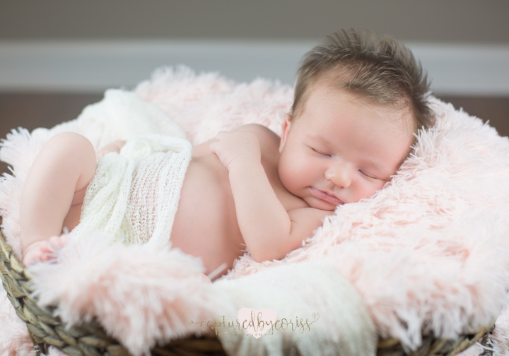 Baby Isla | An In-home Newborn Session in Gore Springs, Mississippi