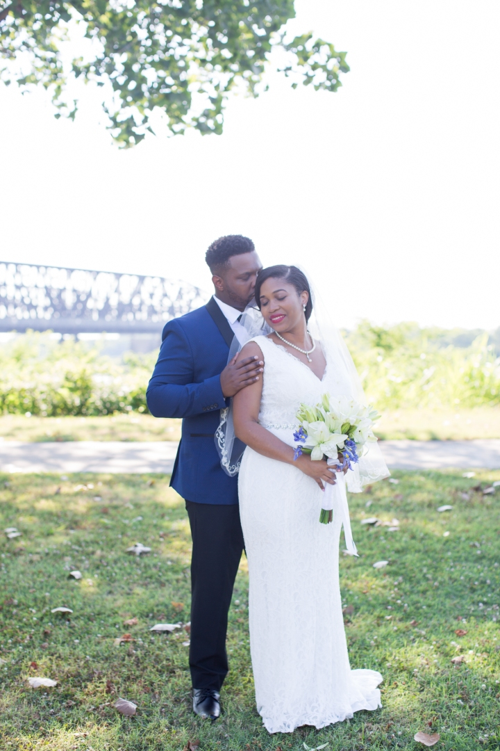 Mr. & Mrs. Lawson | An Intimate Elopement in Memphis, Tennessee