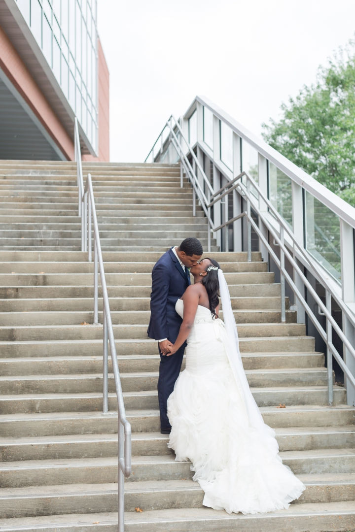 Mr. & Mrs. Davis | A Perfect Fall Wedding in Jackson, Mississippi