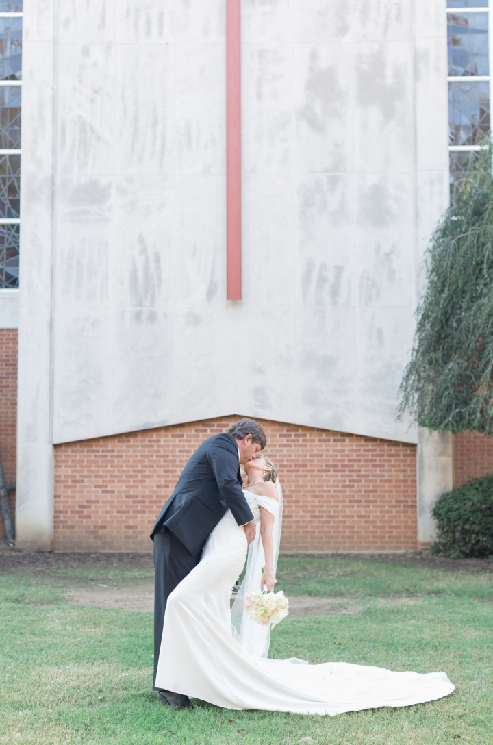 Anna & Bryan | A Beautiful Delta Wedding in Greenwood, MS