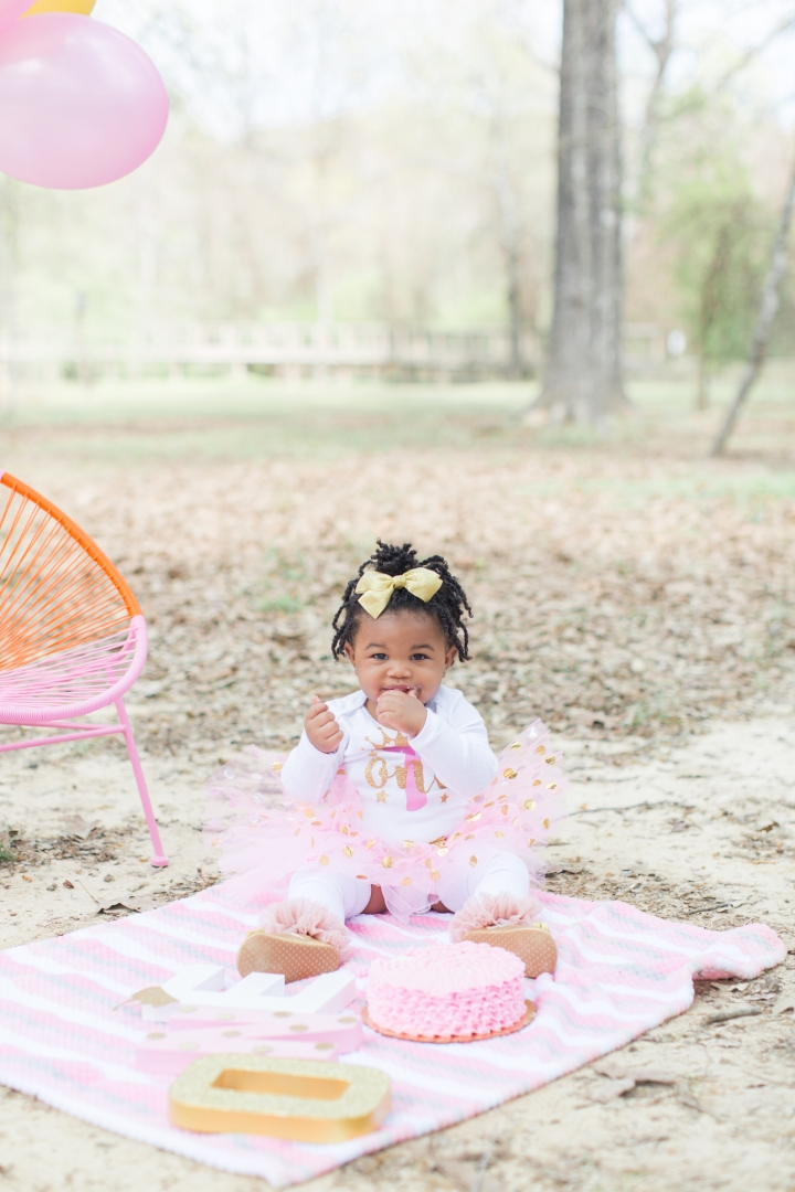 Averi | One Year Birthday