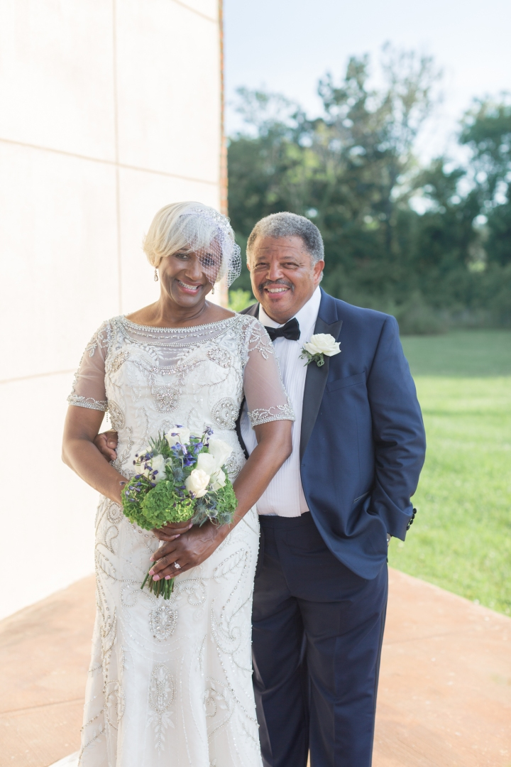 Mr. & Mrs. Moore | An Elegant Summer Wedding