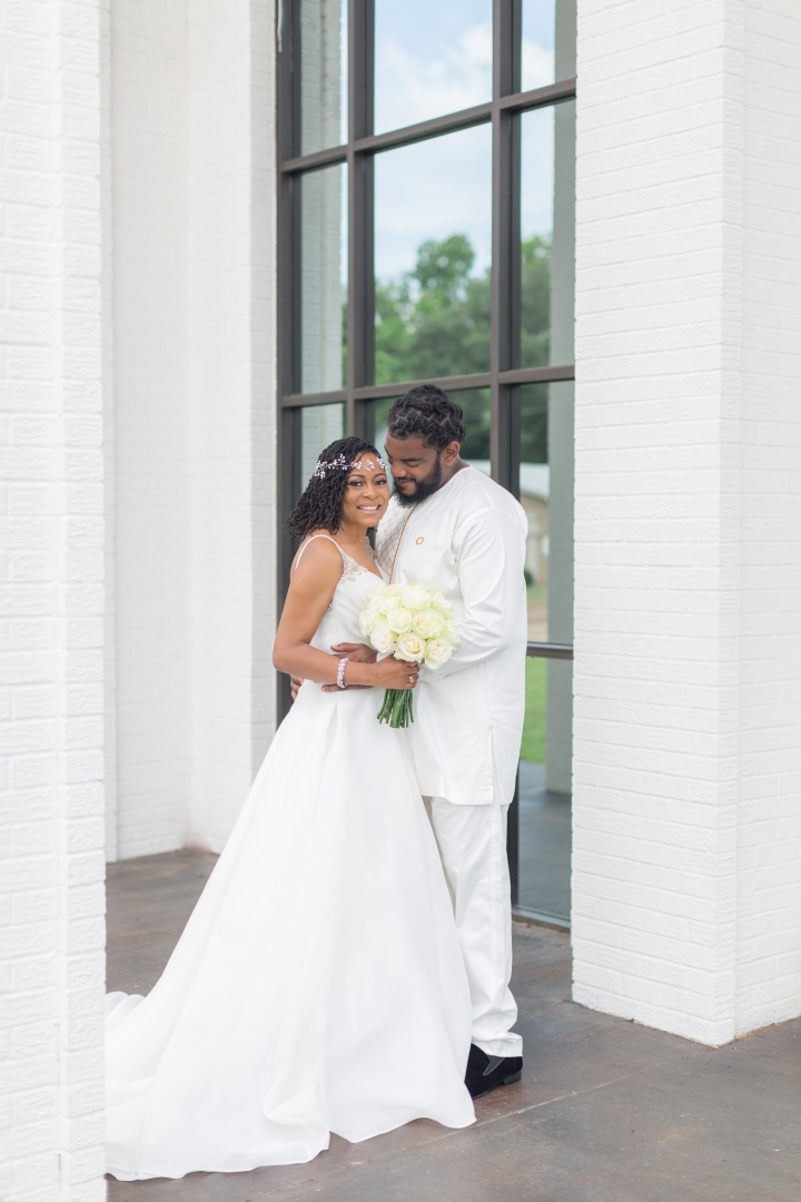 Mr. & Mrs. Philpot | A Breathtaking Memorial Day Wedding