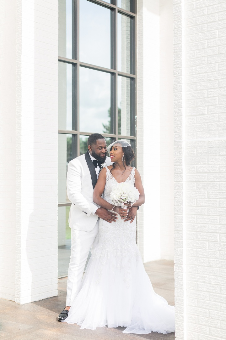 Mr. & Mrs. Guy | An Elegant Mississippi Wedding at The Vault Venue