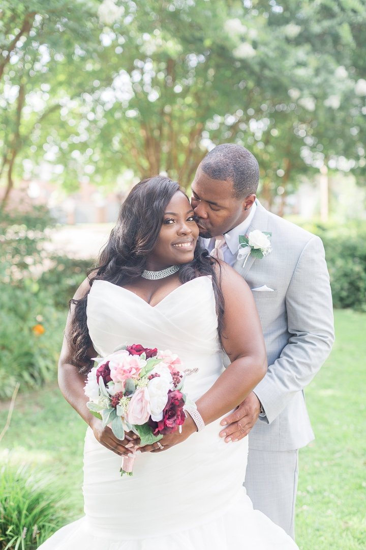 Mr. & Mrs. Bell | A Sweet Southern Wedding in Grenada, Mississippi