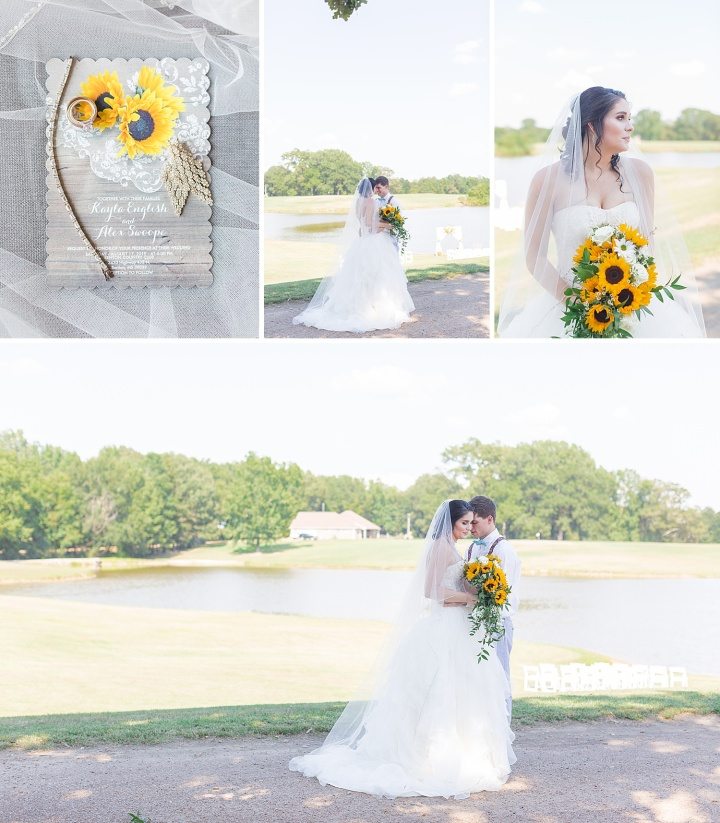 Mr. & Mrs. Swoope | A Summer Wedding at Benton CountryClub