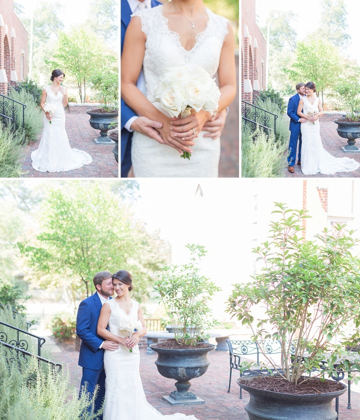 Mr. & Mrs. Crouch | An Intimate Fall Wedding in Grenada, Mississippi