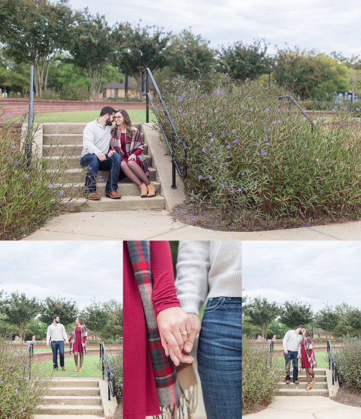 Kristina & Aeron | Engagement Session | Flowood, Mississippi