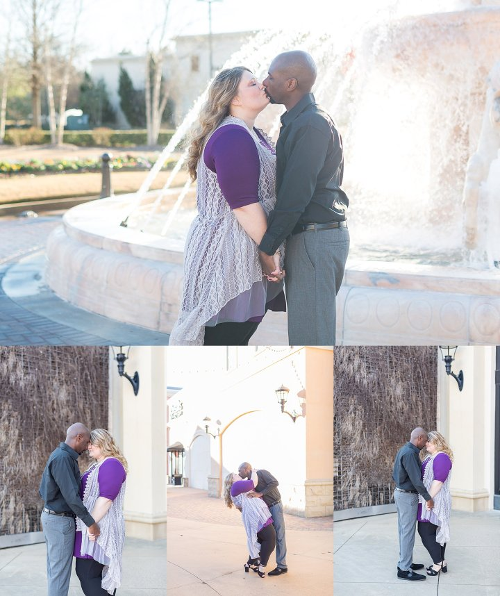 Rena & Terry | Engagement Session | The Renaissance in Ridgeland, Mississippi