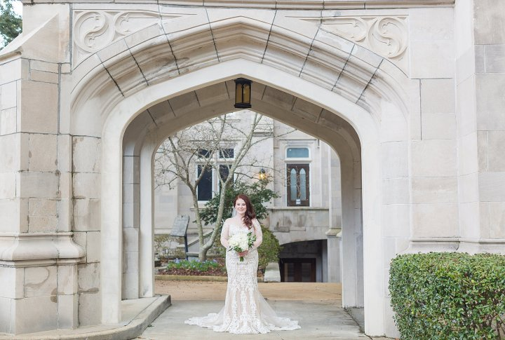 Lauren | A Downtown Jackson Bridal Session