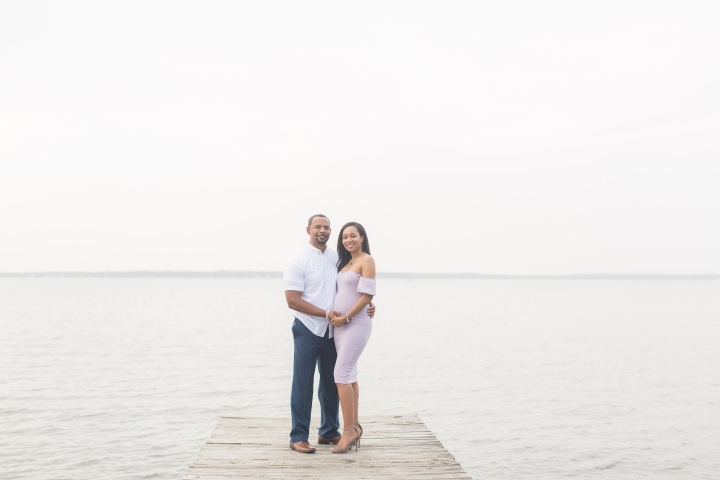 Kierra & Joseph | A Sweet Baby Announcement