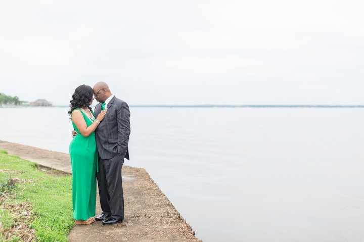 Shanderia & Michael | A Sweet Spring Engagement Session