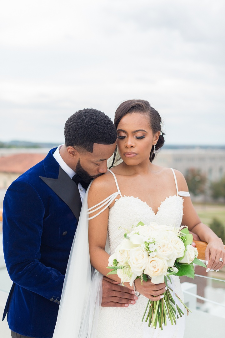 Joslyn & Ronnie | A Breathtaking Wedding at The Faulkner
